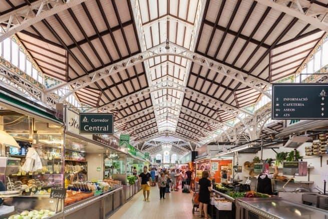 Los mejores mercados gastronómicos en España 6