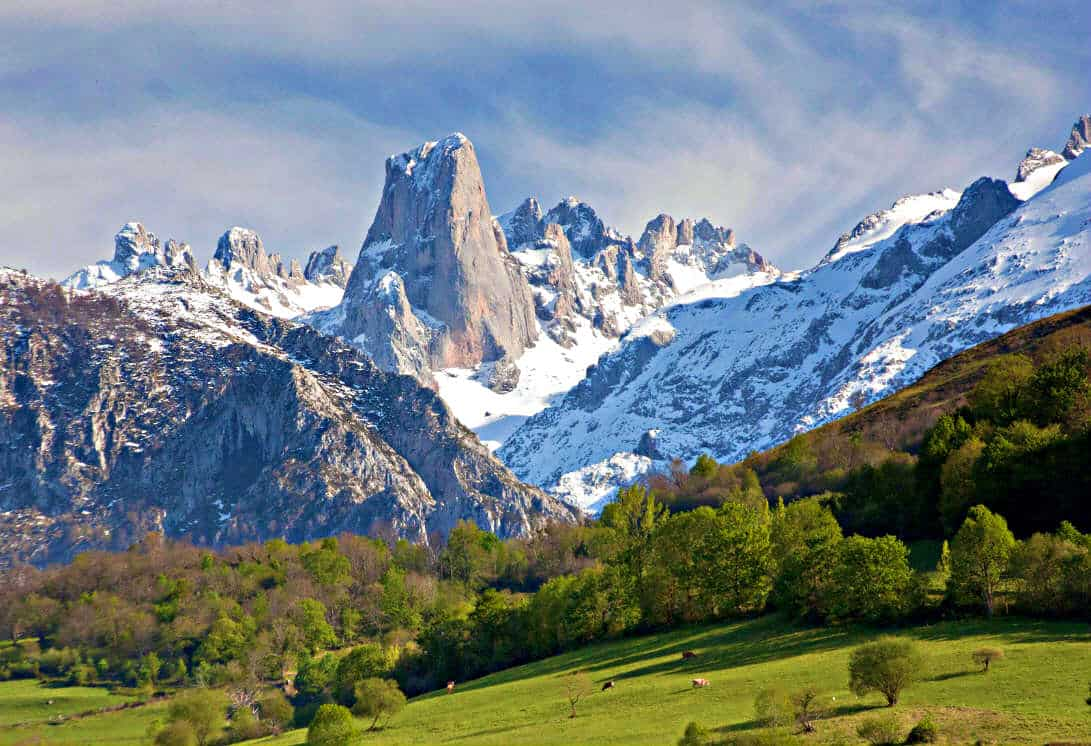 Fin de semana en los Picos de Europa sobre raíles 2