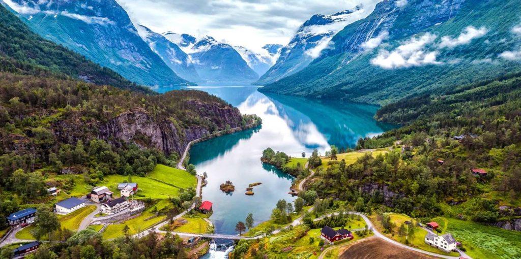 Vuela a Noruega y visita sus increíbles fiordo 2