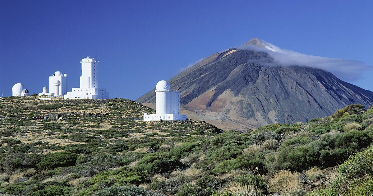 Visitar el Parque Nacional del Teide. 5