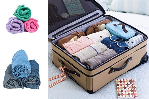 Trucos para preparar la maleta perfecta en tu viaje en tren 4