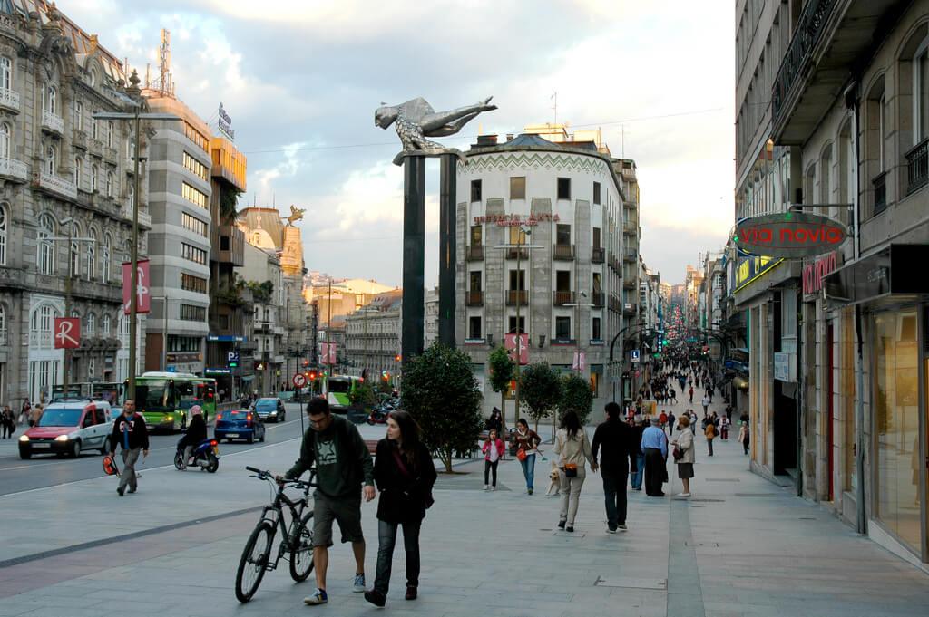 Viajar a Vigo en tren o AVE. Descubre un paraíso desconocido. 5