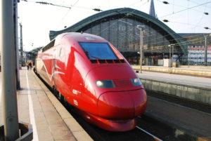 Francia, Bélgica, Holanda y Alemania conectadas en tren con Thalys
