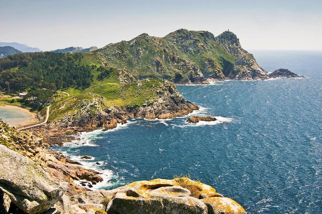 Visitar el Parque Nacional Marítimo-Terrestre de las Islas Atlánticas de Galicia. 2