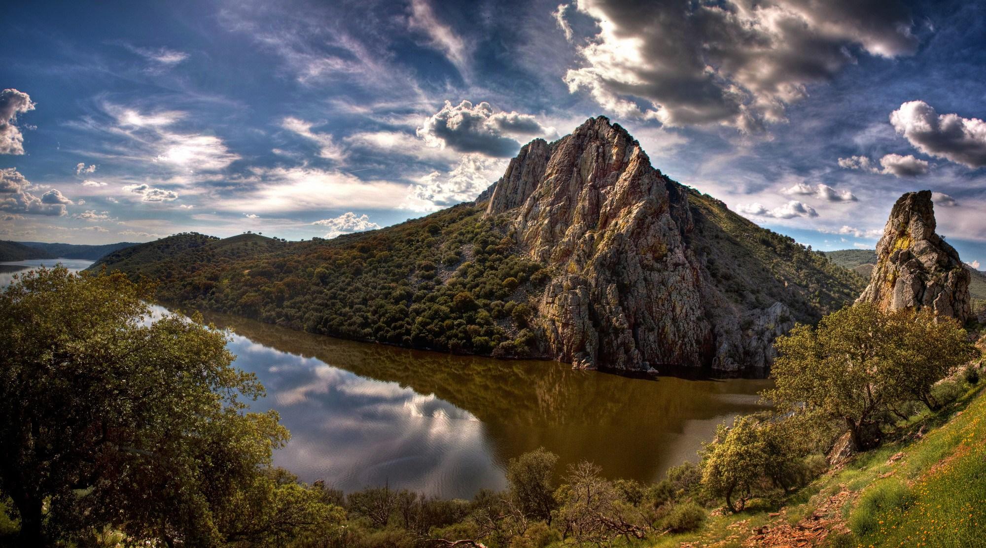 Visitar el Parque Nacional de Monfragüe. 1