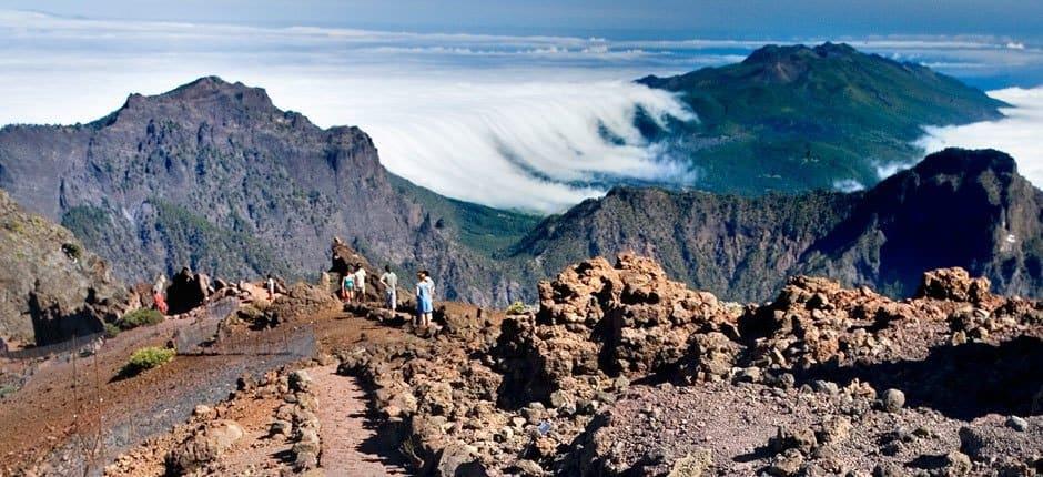 Visitar el Parque Nacional de la Caldera de Taburiente. 1
