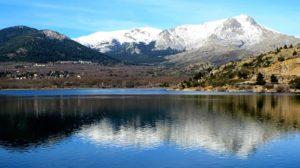 Visitar el Parque Nacional de la Sierra de Guadarrama.