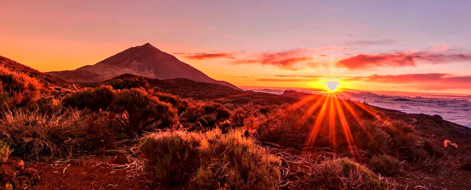Visitar el Parque Nacional del Teide. 1