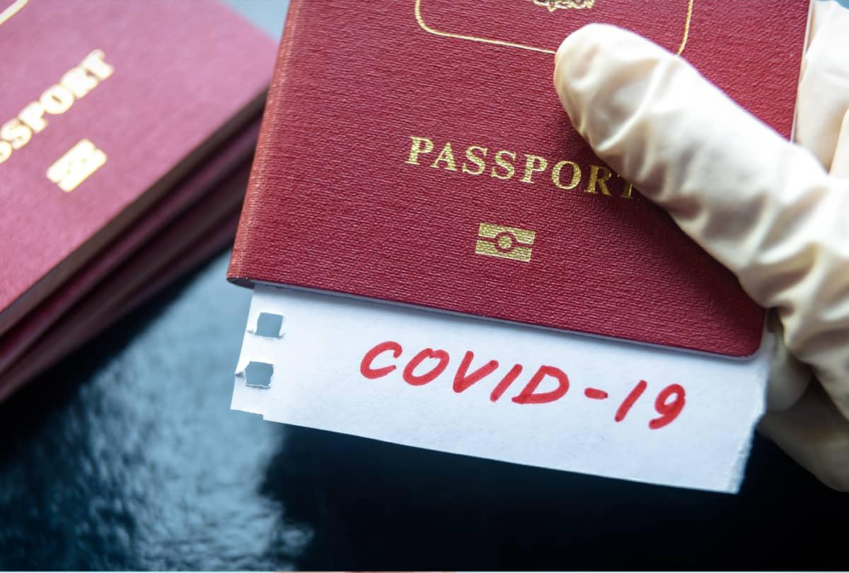 Pasaporte de vacunación Covid, preparate para volver a viajar 5