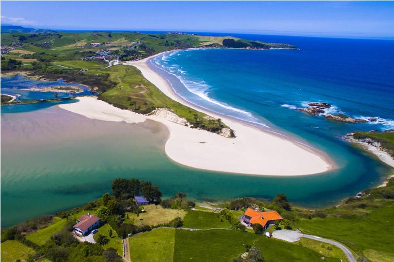 Guía de las mejores playas del Cantábrico. 4