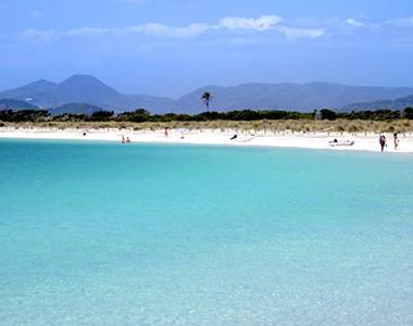 Playa de s'Espalmador