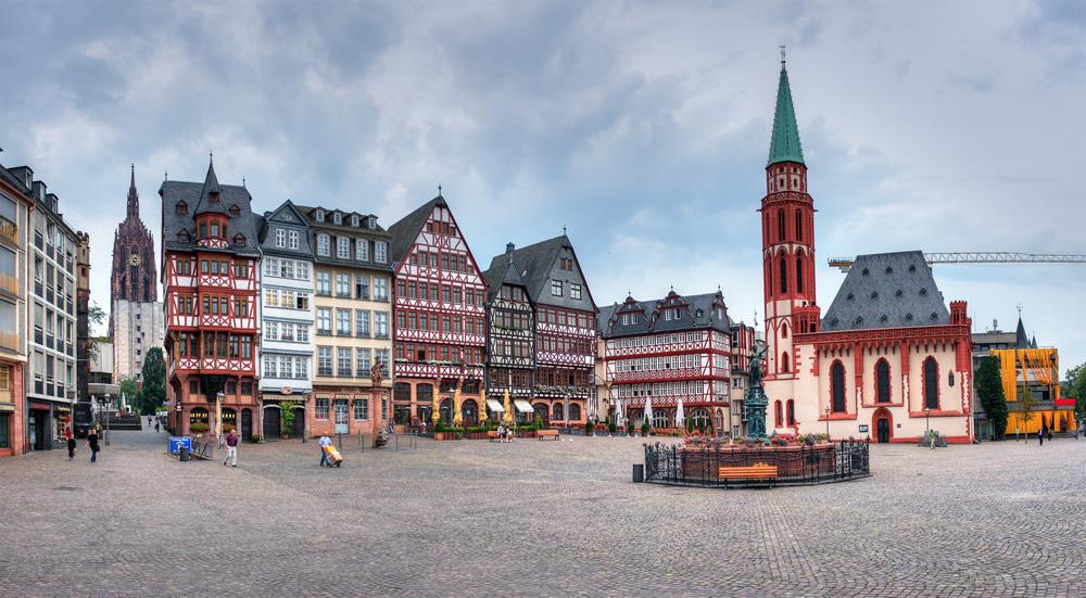 Viajar a Frankfurt 1