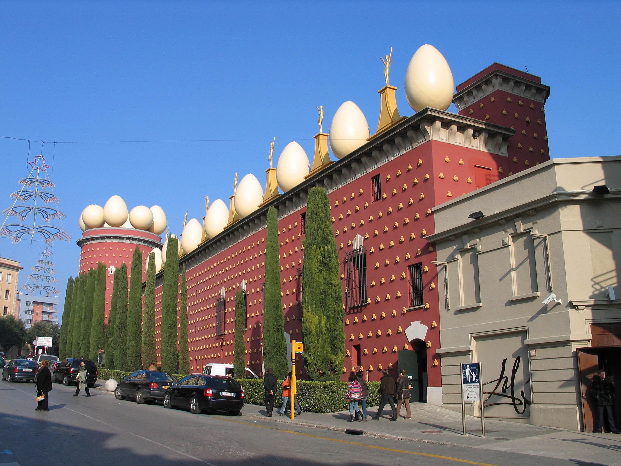 Principales museos de España - Museo Dalí