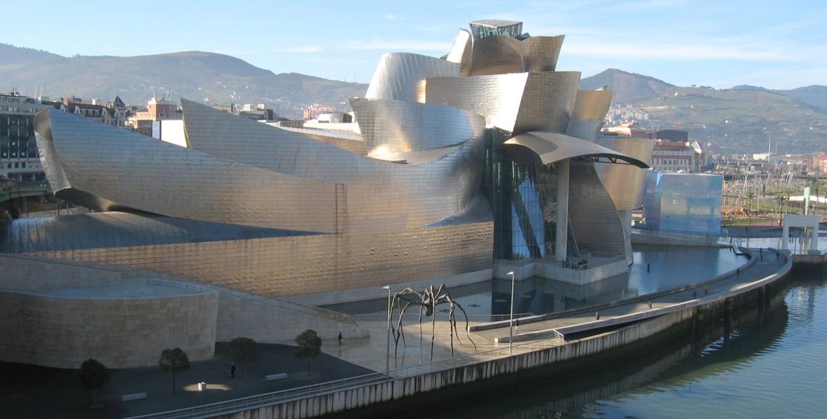 Principales museos de España - Museo Guggenheim