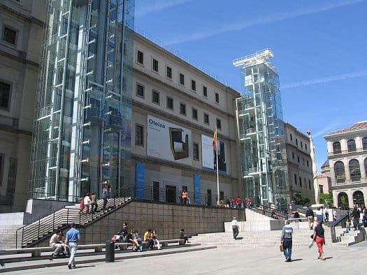 Principales museos de España - Museo Reina Sofia