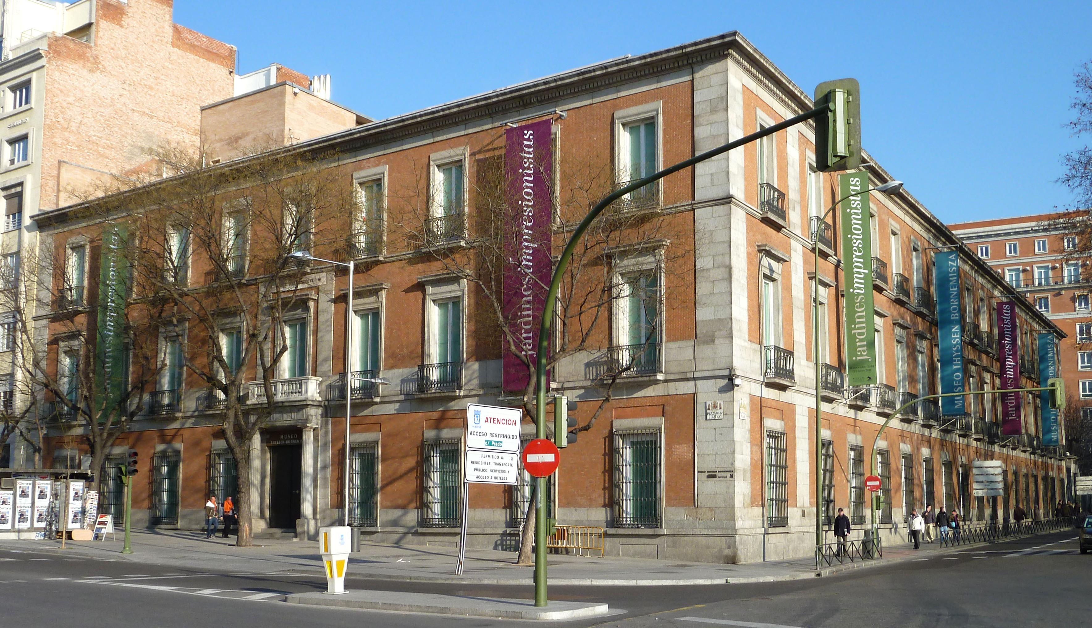 Principales museos de España - Museo Thyssen-Bornemisza