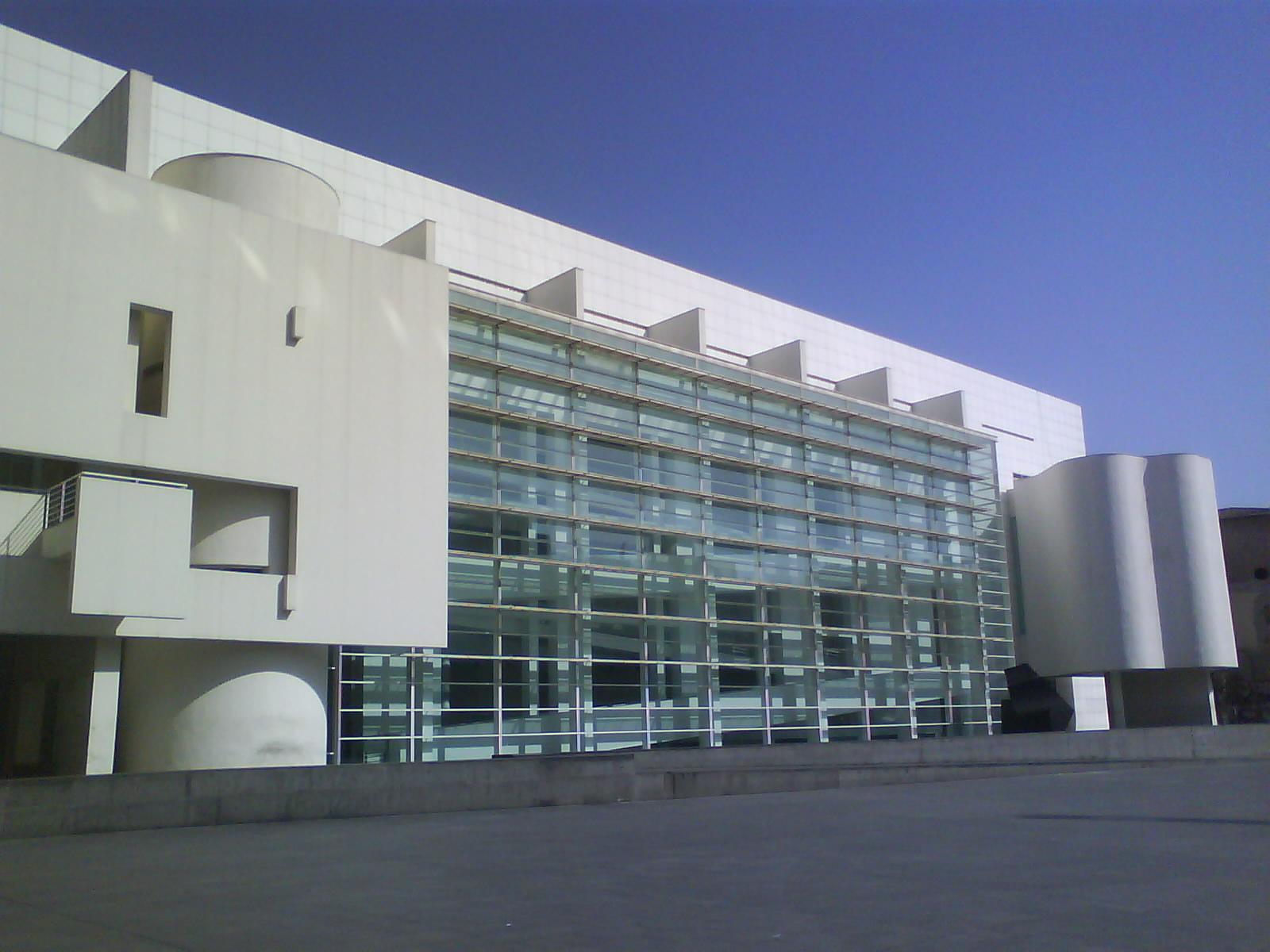 Principales museos de España - Museo de Arte Contemporáneo de Barcelona