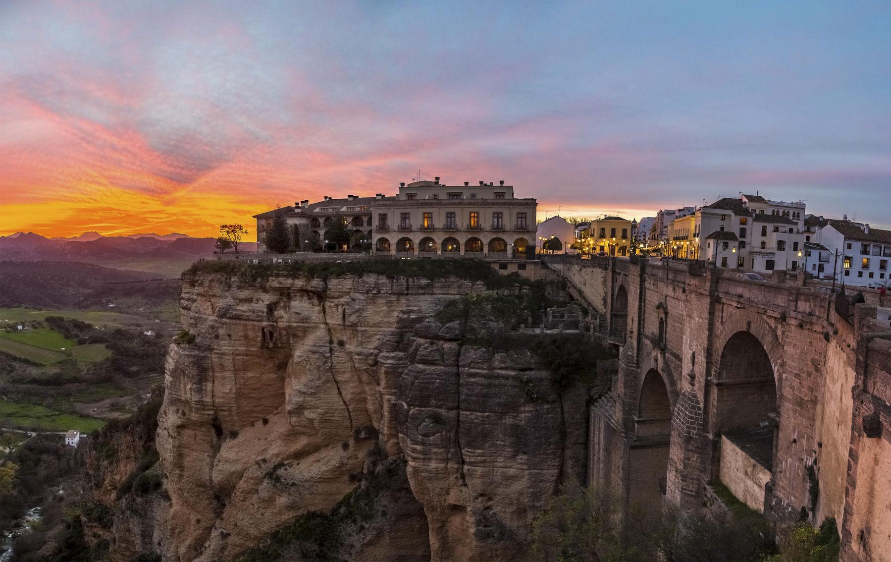 Las 10 mejores puestas de sol de España 3