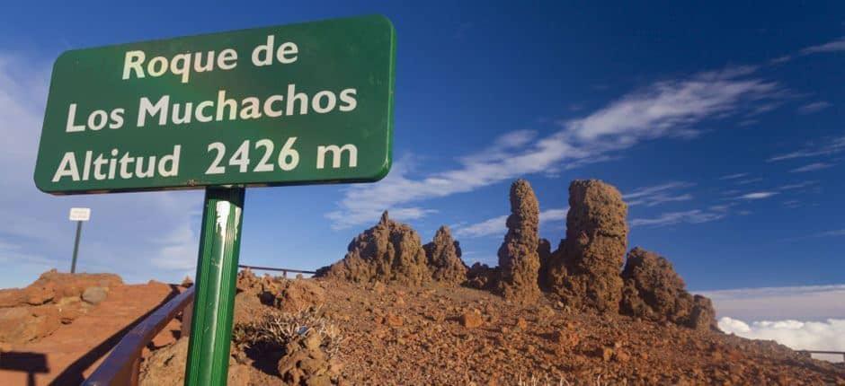 Visitar el Parque Nacional de la Caldera de Taburiente. 2