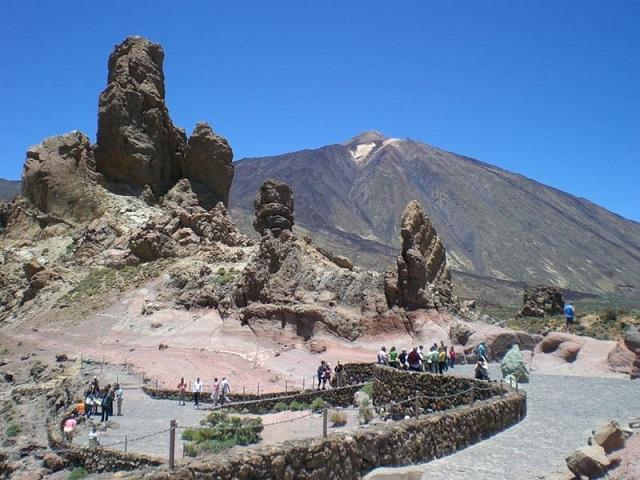 Visitar el Parque Nacional del Teide. 6