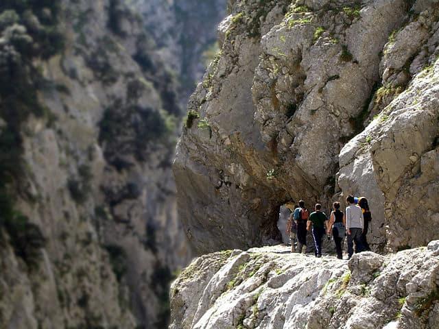 Fin de semana en los Picos de Europa sobre raíles 3