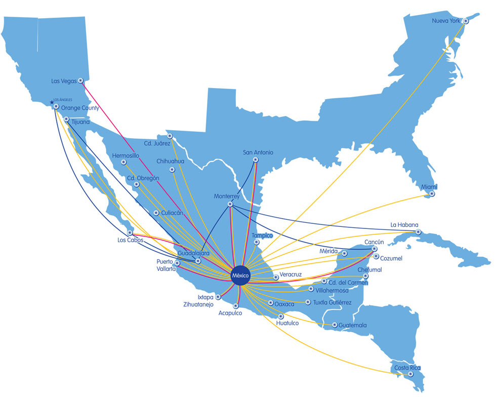 billetes avión interjet