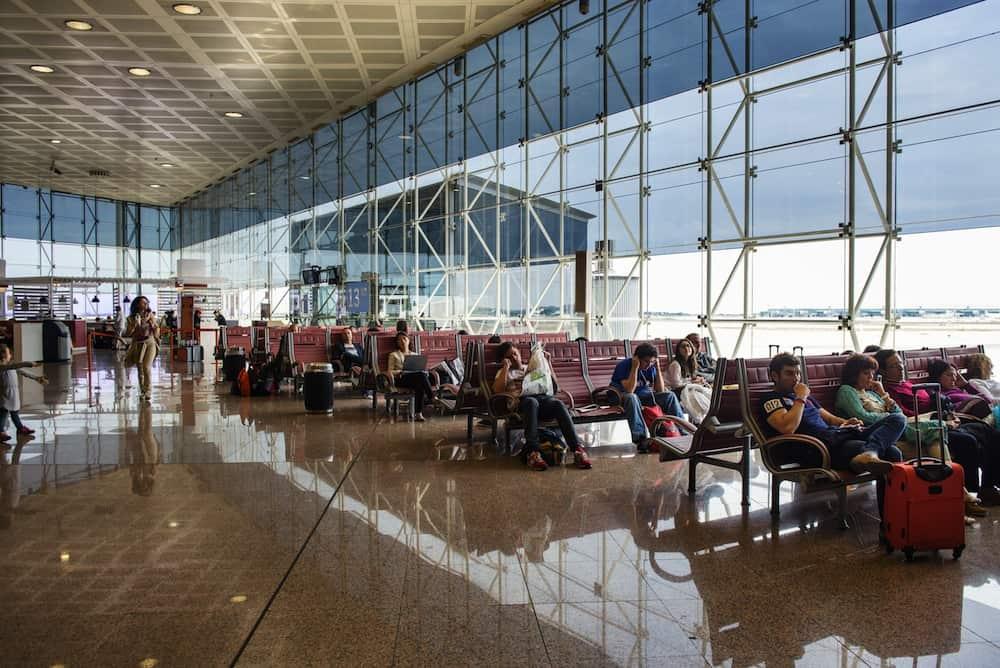 Aeropuerto de Barcelona-El Prat 4