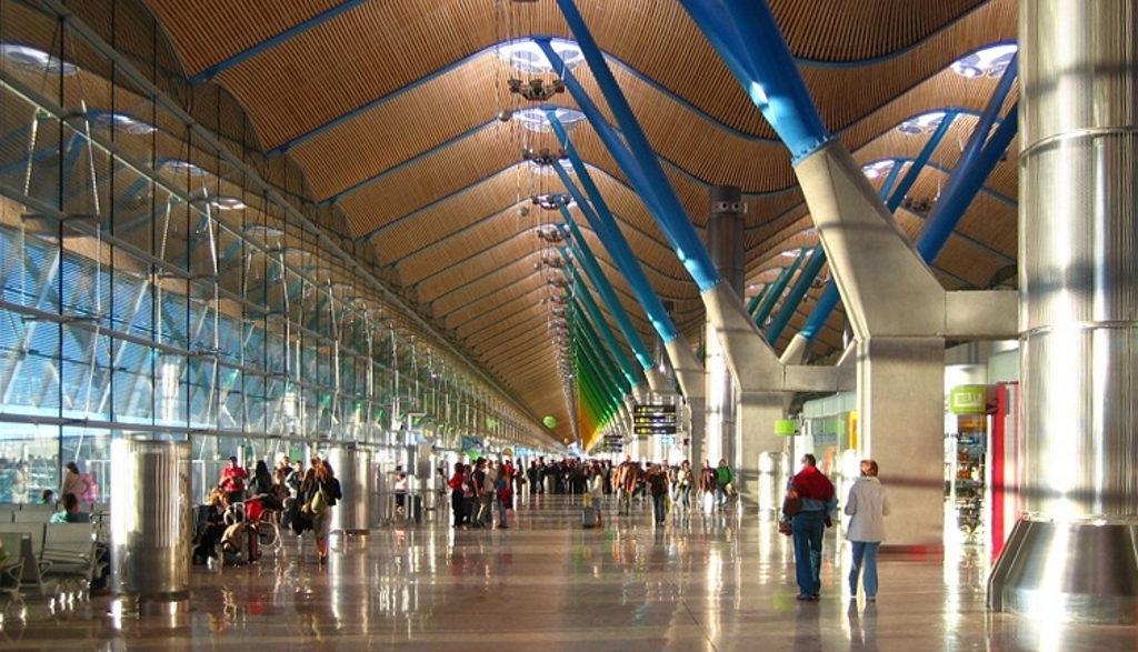 Aeropuerto de Madrid-Barajas 4