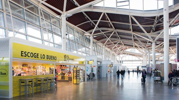 Aeropuerto de Zaragoza 4