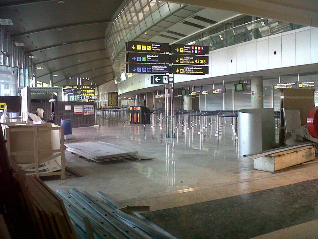 Aeropuerto de Bilbao 4