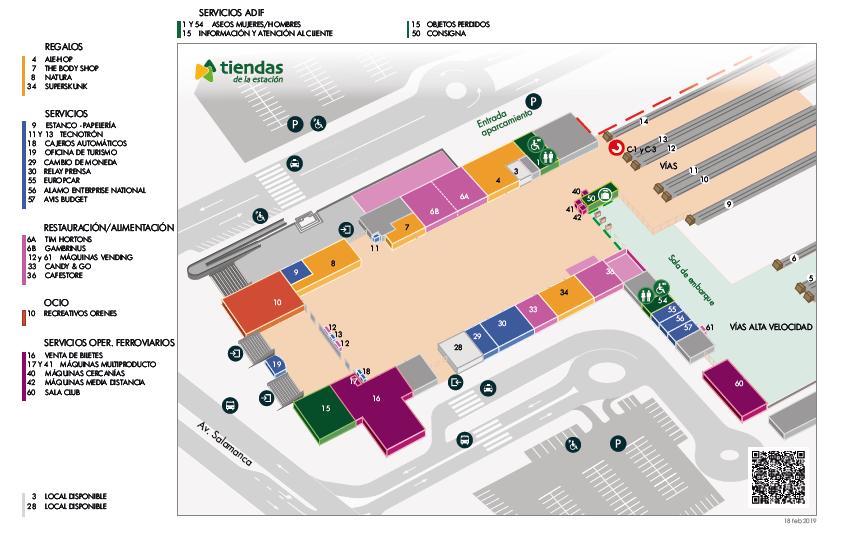 Estación de tren Alicante – Terminal. Como llegar, teléfonos y servicios 8
