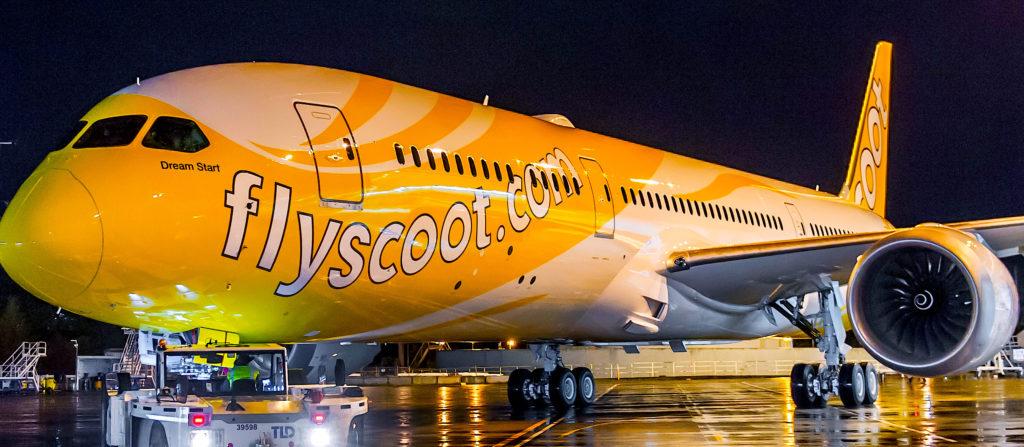 Cómo modificar el nombre y vender tu vuelo con Scoot 1