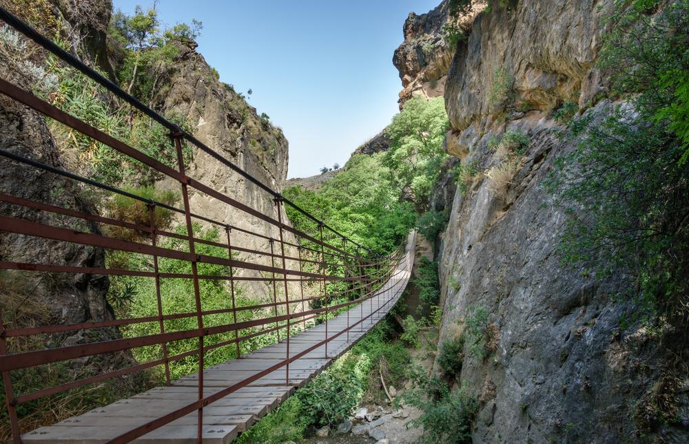 Visitar el Parque Nacional de Sierra Nevada. 4
