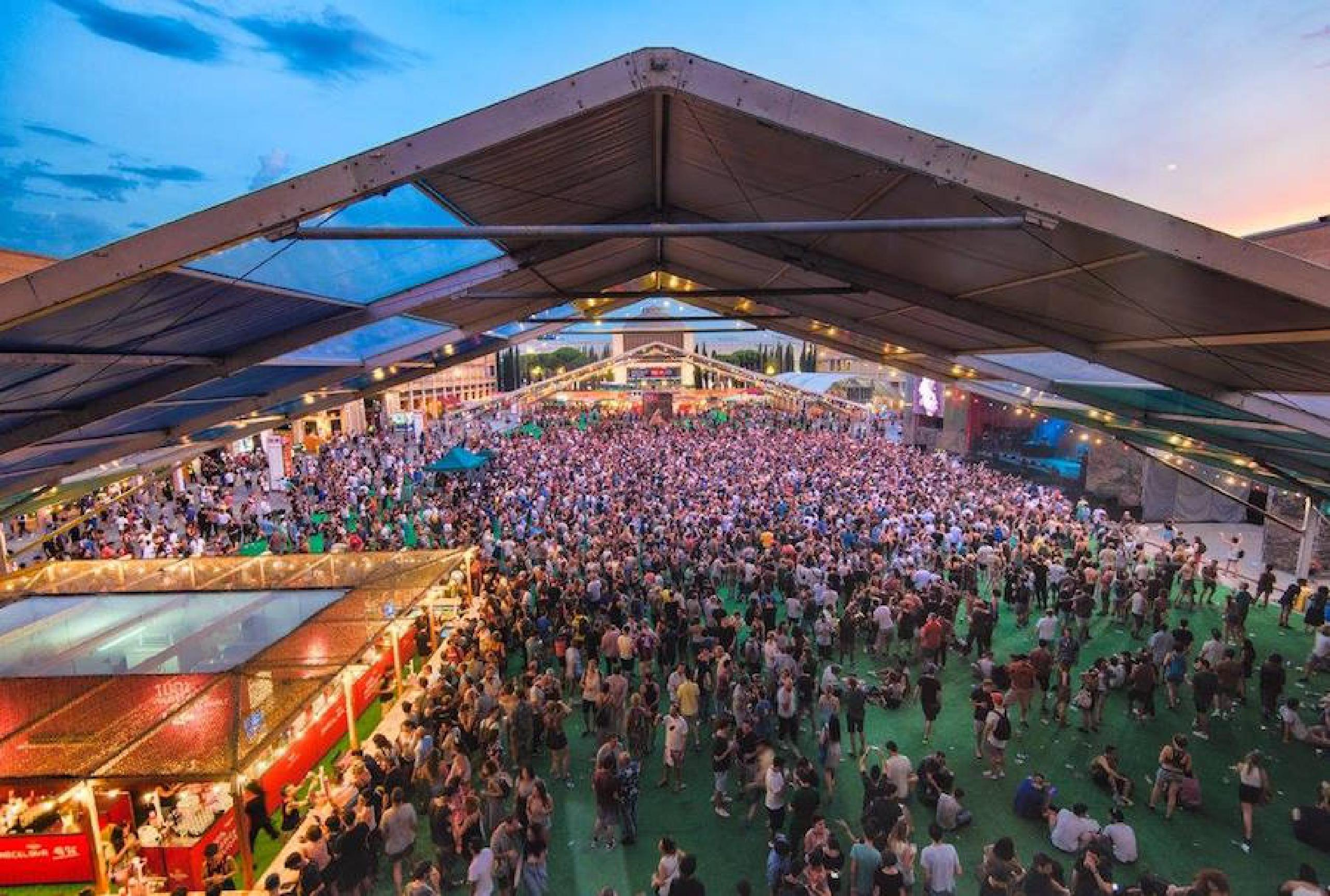 Festivales de música en verano 2018 en España 1