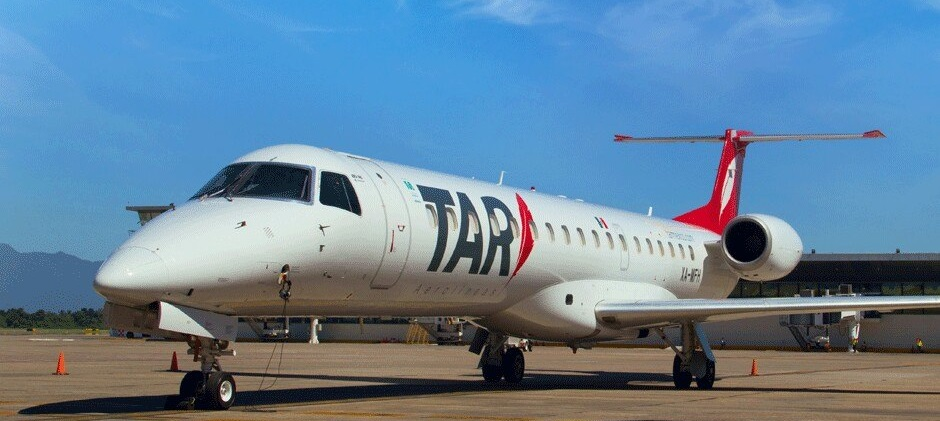 Cómo modificar el nombre y vender tu vuelo con TAR México 1