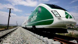 Líneas de trenes AVE con competencia privada en 2020 2