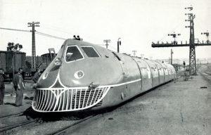 El Talgo, recorriendo nuestras vías desde 1942