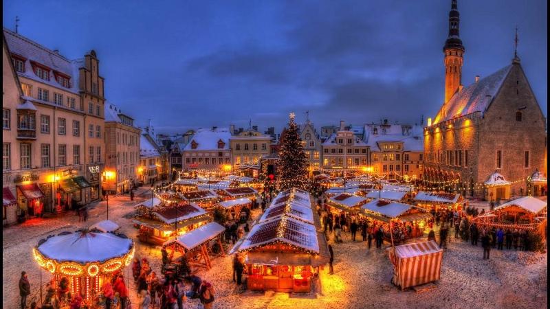 Los 6 mercadillos navideños más famosos del mundo. 2