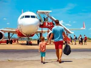 Tamaños de maleta de cabina que podemos transportar según aerolínea 1