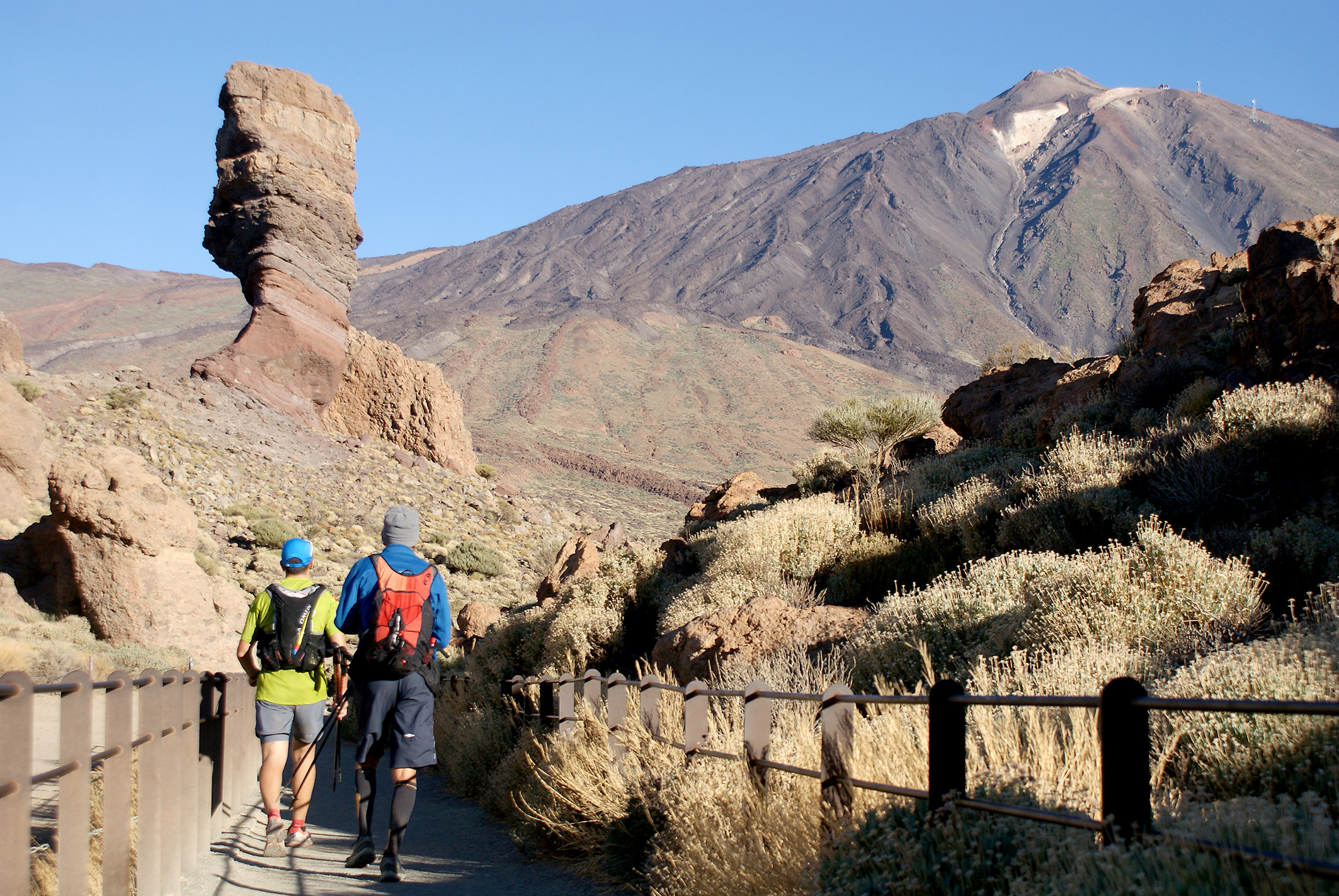 Visitar el Parque Nacional del Teide. 4