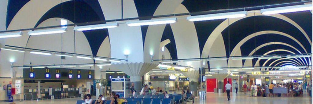 Aeropuerto de Sevilla San Pablo. 5