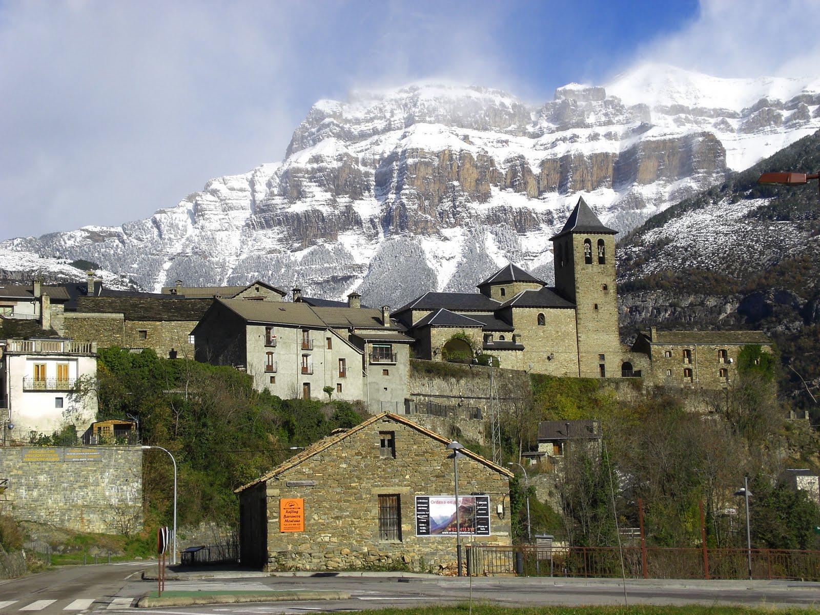 Visitar el Parque Nacional Ordesa y Monte Perdido. 4