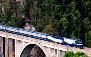Costa Verde Express, el tren de lujo para el Cantábrico 6