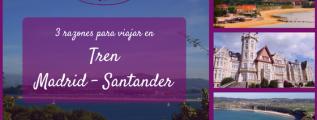 Tren Madrid - Santander