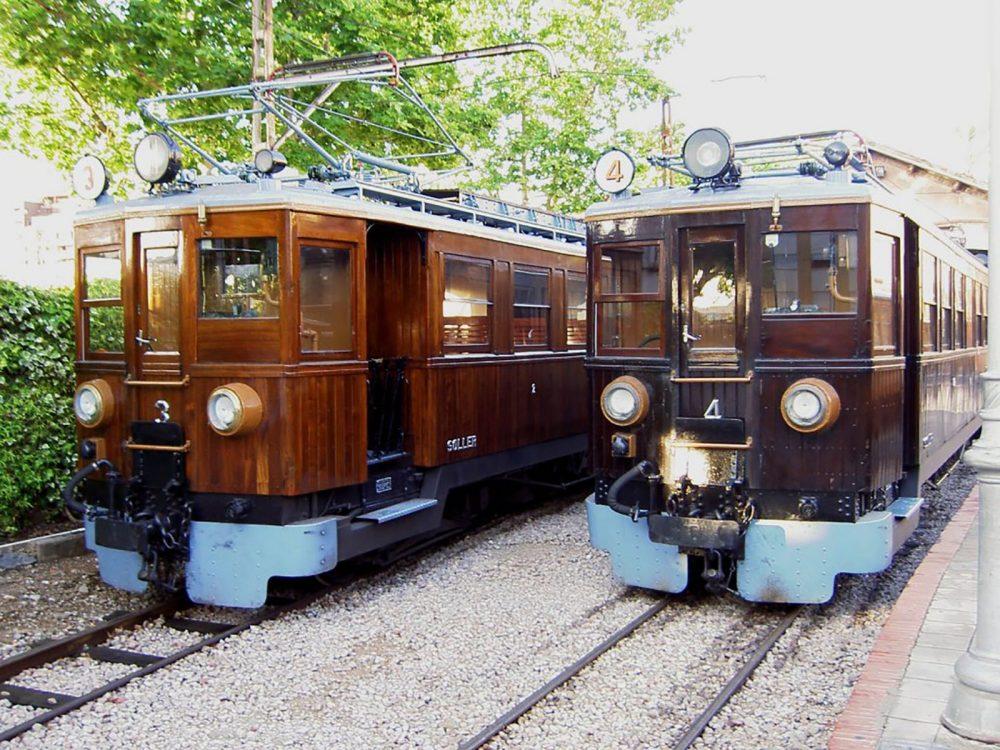 Trenes turísticos, recorre España en un tren de época. 3