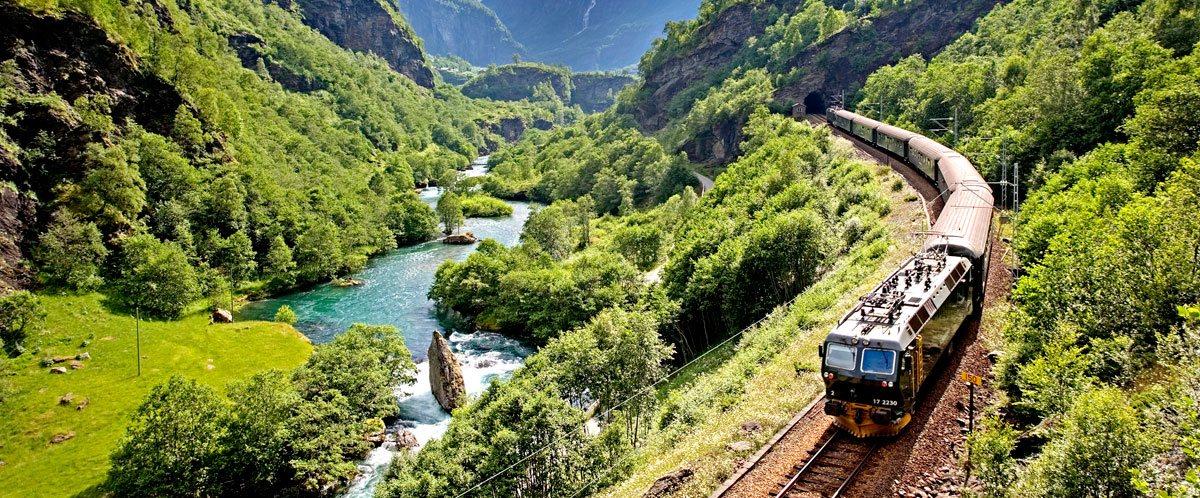 8 rutas para viajar en tren por Europa 6