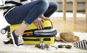 Trucos para preparar la maleta perfecta en tu viaje en tren