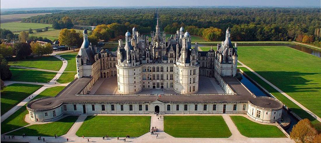 Descubre el Valle del Loira y sus castillos 4