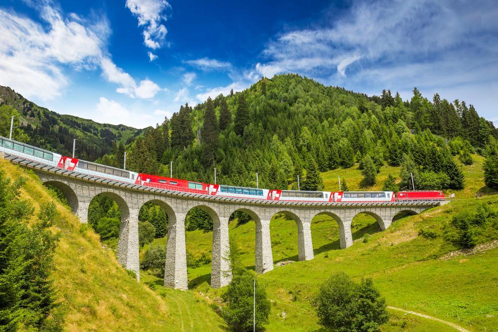 8 rutas para viajar en tren por Europa 7