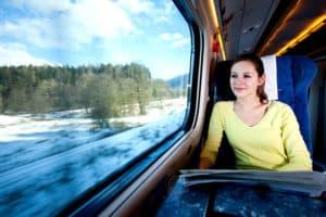 Ventajas de viajar en tren respecto a tu coche